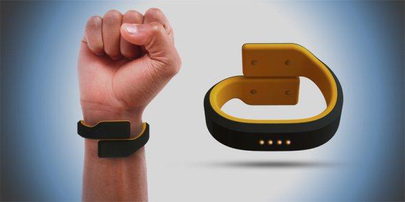 Pavlok: Fitness-Armband gibt Elektroschocks ab