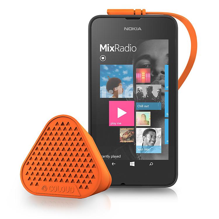 Bang by Coloud: Portable Lautsprecher von Microsoft für 19 Euro