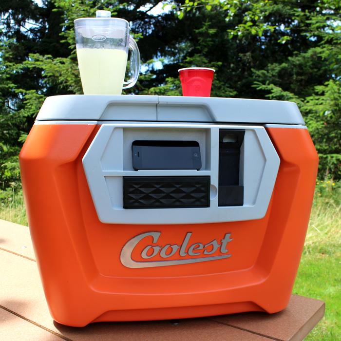 Coolest Cooler: Vielseitige Kühlbox zum Mitnehmen