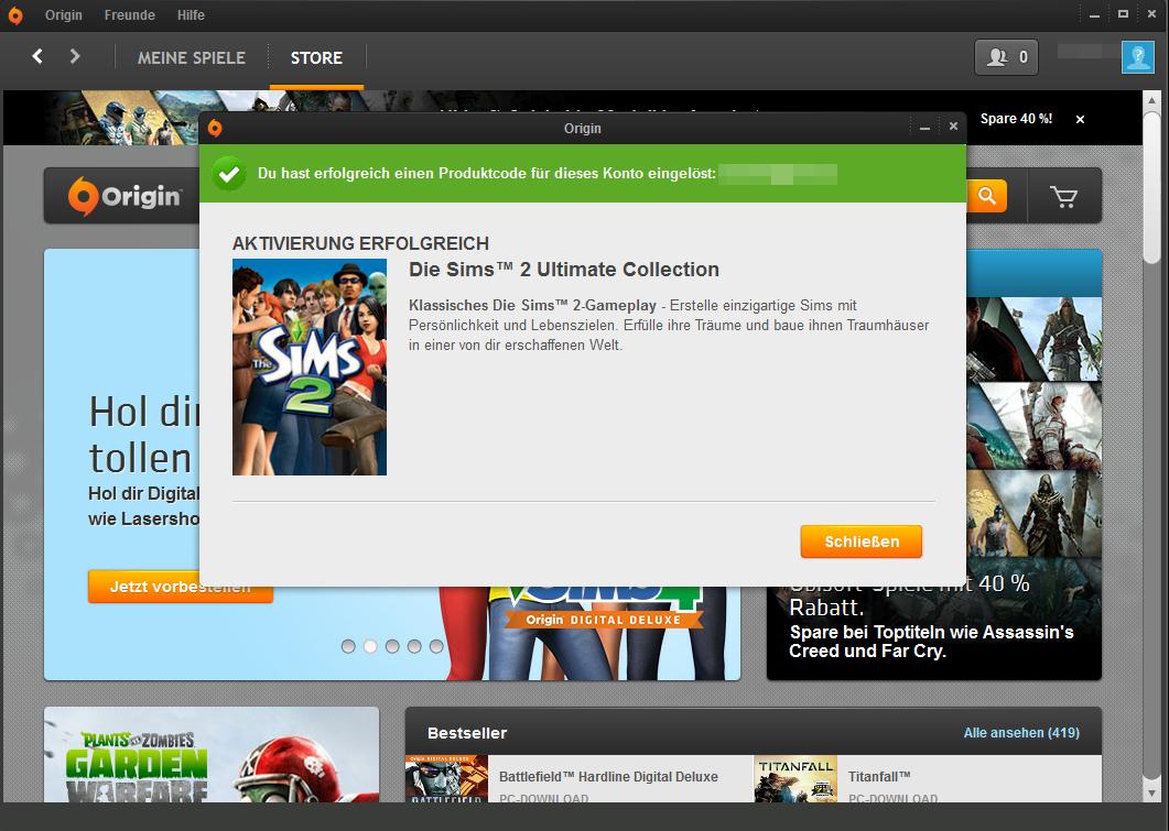 Die Sims 2 Ultimate Collection gratis bei Origin