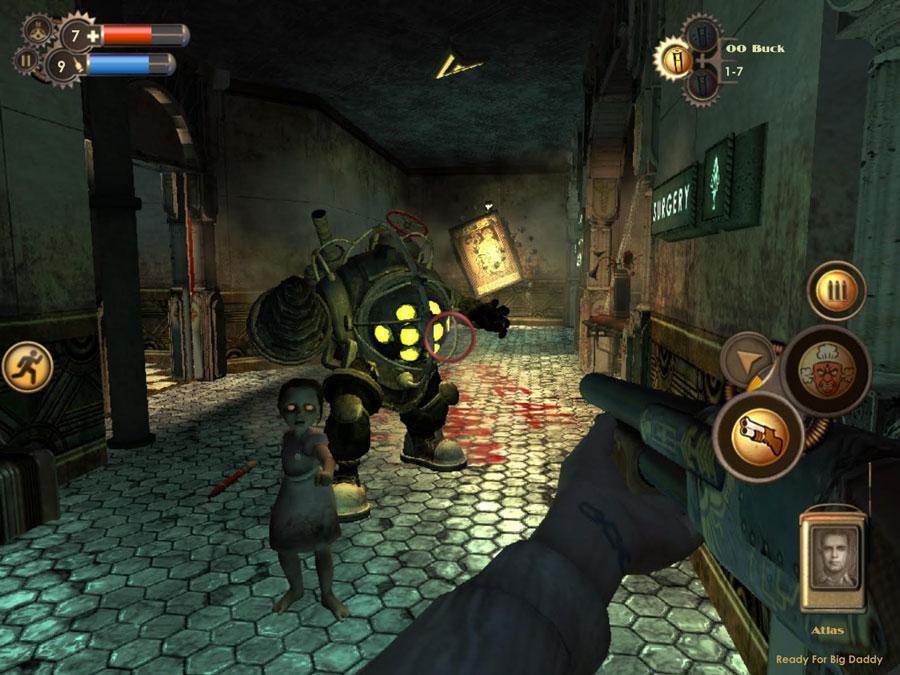 BioShock erscheint für iOS