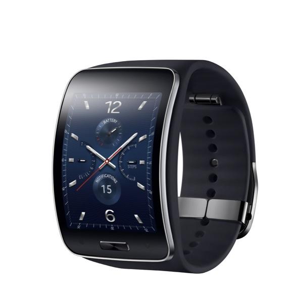 Samsung: Smartwatch Gear S vorgestellt