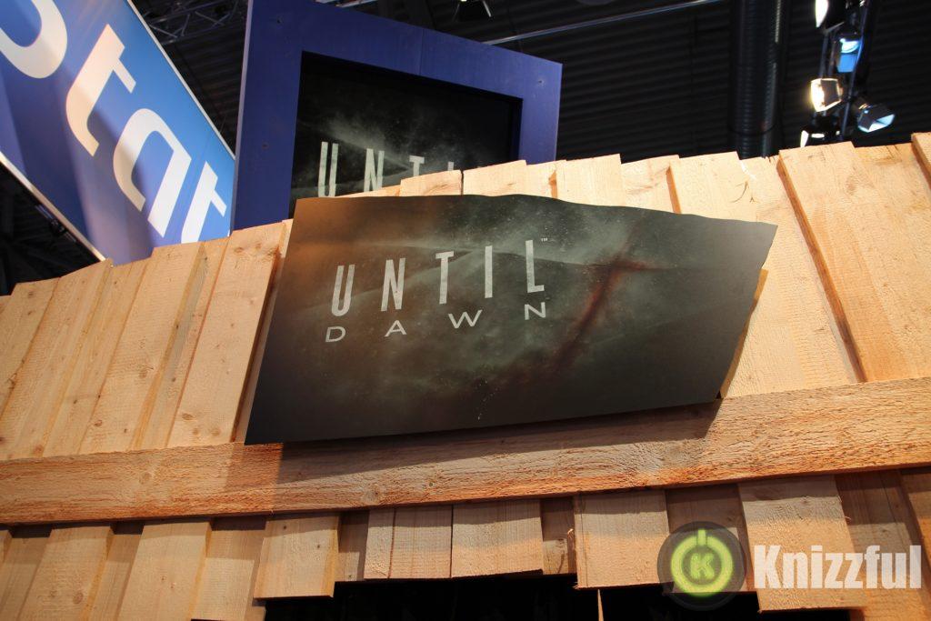 Auf der gamescom 2014 #2: Until Dawn & Alien Isolation