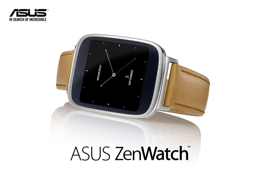 IFA 2014: ASUS ZenWatch offiziell vorgestellt