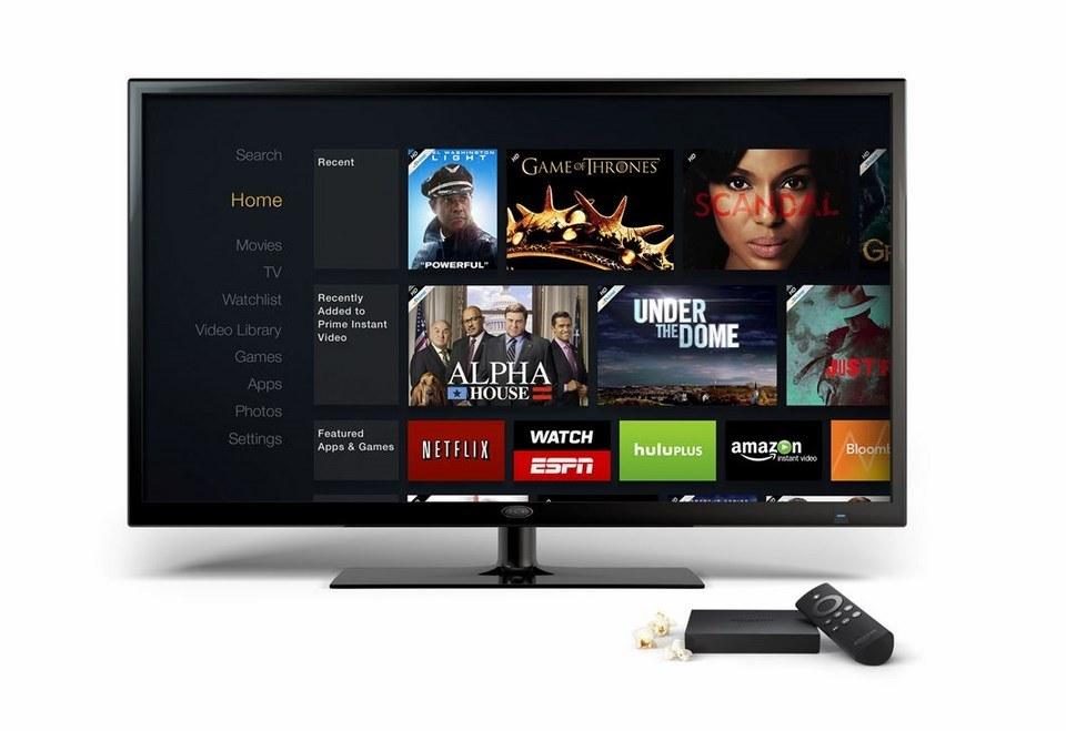 Amazon Fire TV: Lieferung nicht vor 2015