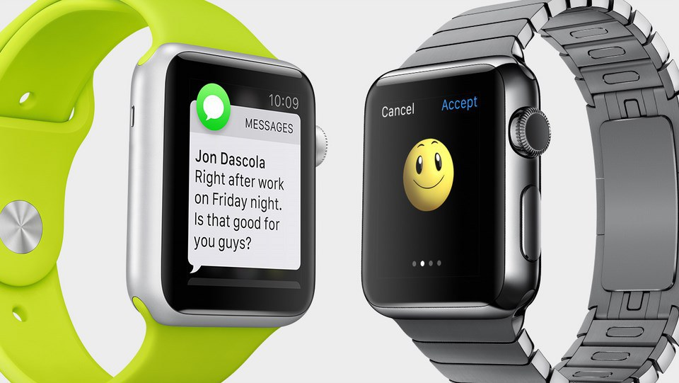 Apple Watch vorgestellt