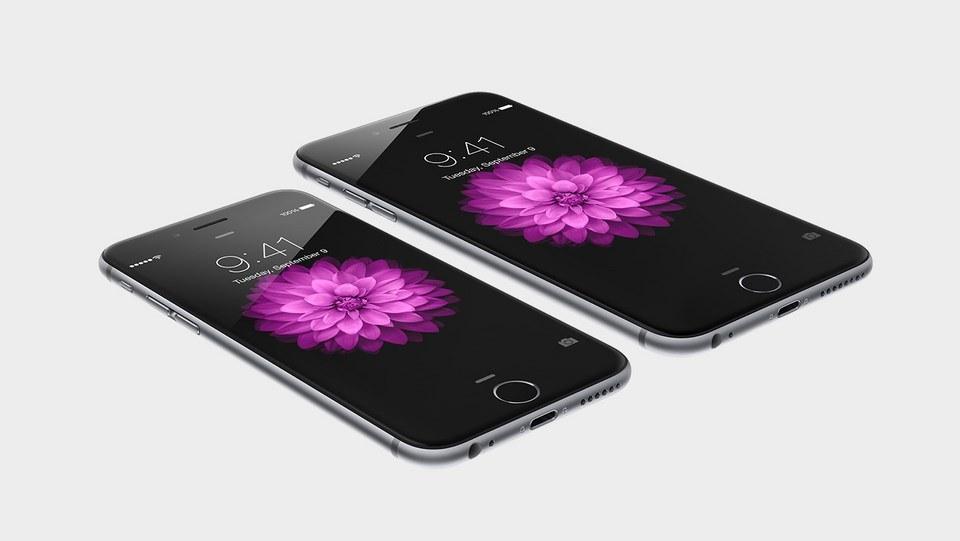 Apple: iPhone 6 und iPhone 6 Plus vorgestellt