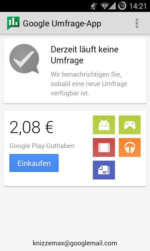 Geld verdienen mit dem Smartphone #4: Google Rewards