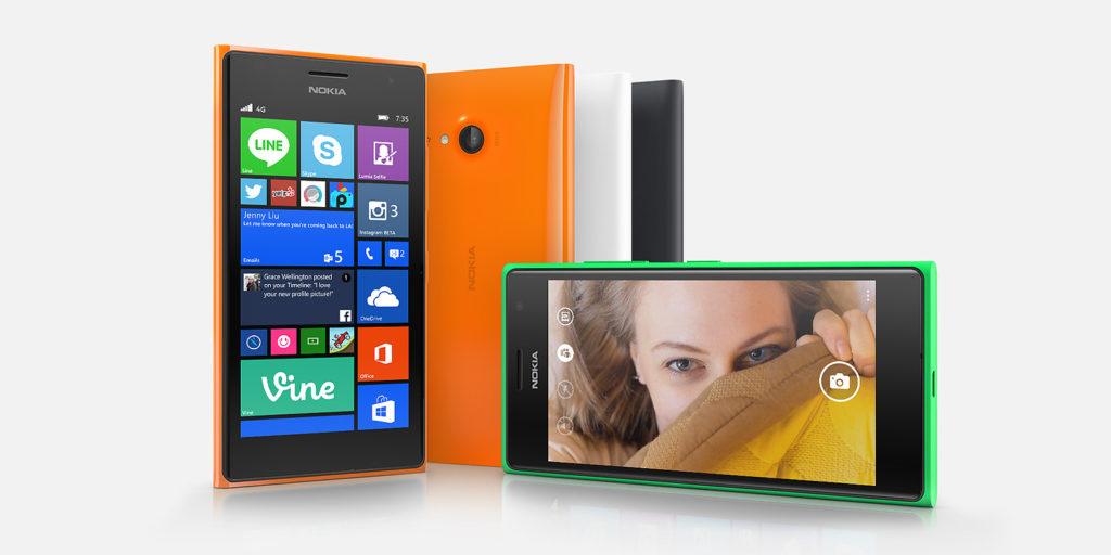 IFA 2014: Selfie-Phones Lumia 730 Dual SIM und Lumia 735 vorgestellt