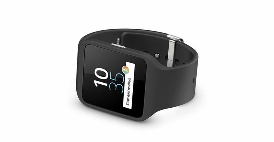 IFA 2014: Sony SmartWatch 3 offiziell vorgestellt