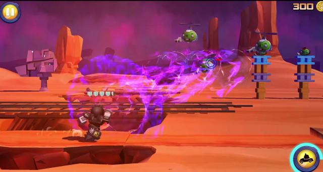 Neuigkeiten zu Angry Birds Transformers