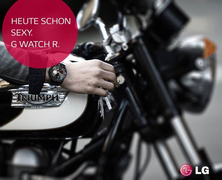 LG Deutschland G Watch R gegen Apple Watch