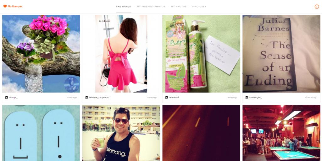 No likes yet: Instagram-Bilder ohne Likes finden