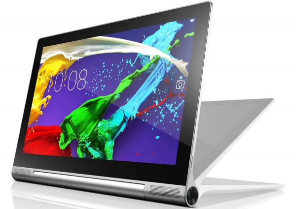 Lenovo Yoga Tablet 2 Pro: 13,3 Zoll mit integriertem Projektor