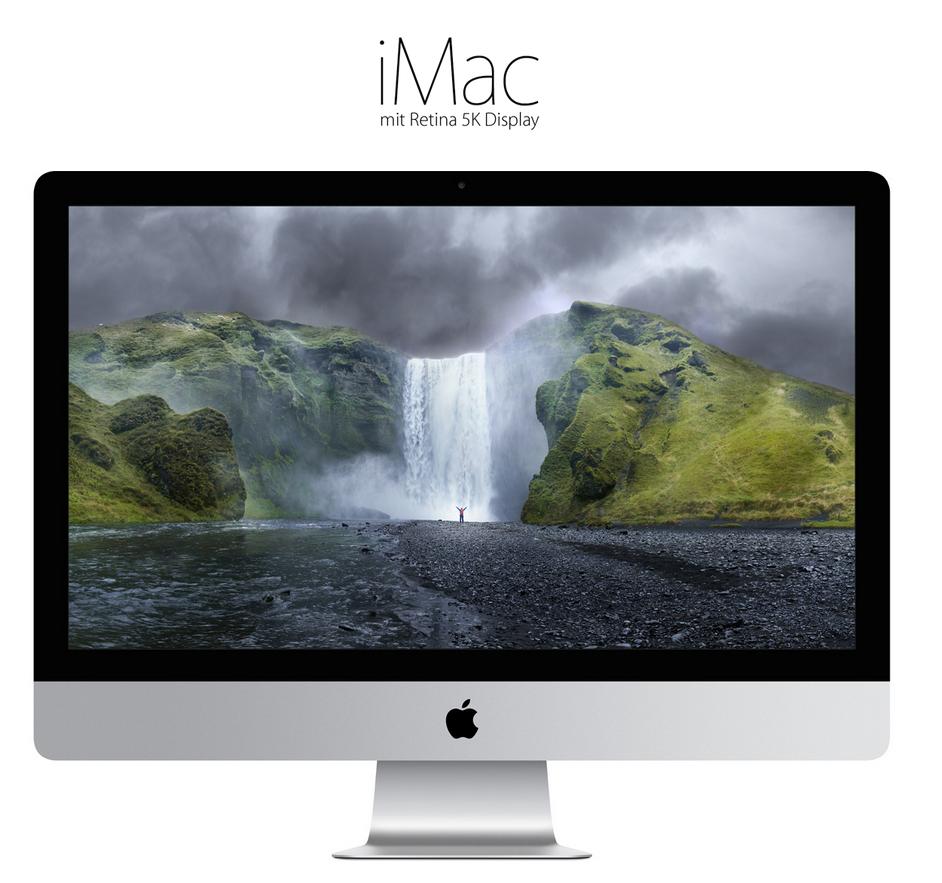 "Apple: iMac mit 27"" Retina Display vorgestellt"