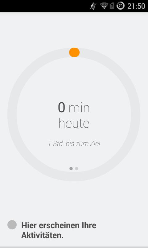 Google Fit im PlayStore erhältlich