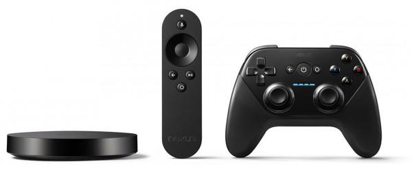 Nexus Player vorgestellt