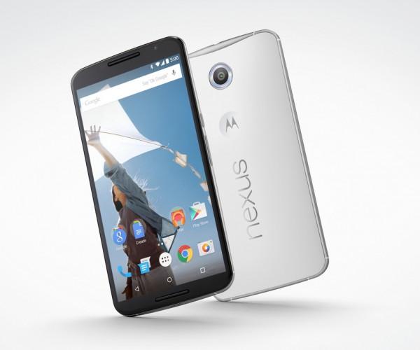 Nexus 6 offiziell vorgestellt