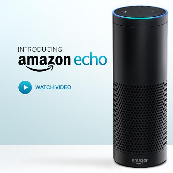 Amazon Echo kommt nach Deutschland