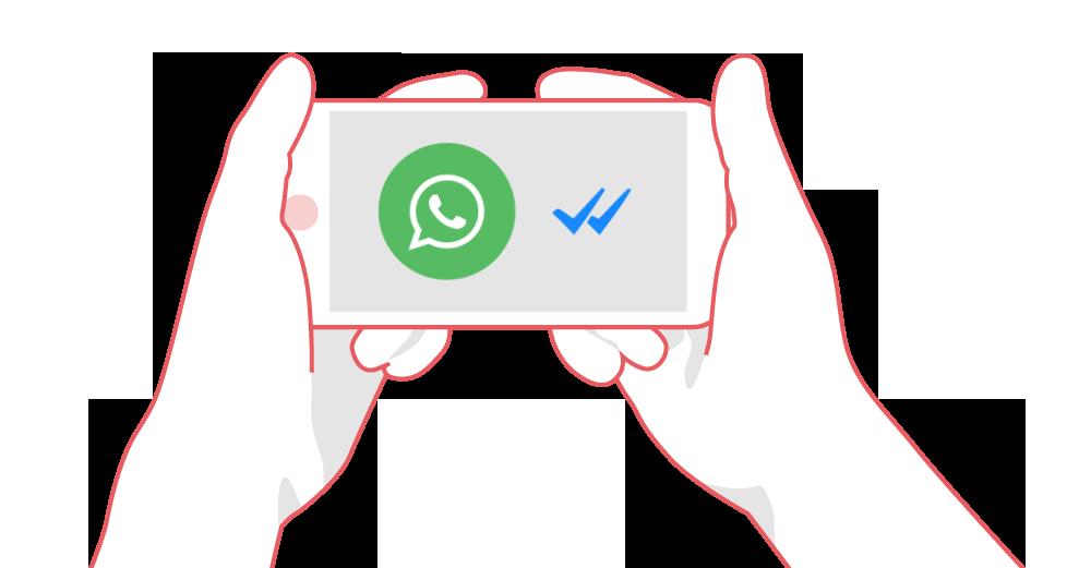 WhatsApp: Nachrichten ohne blaue Häkchen lesen