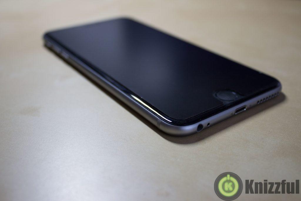 Testbericht: KIDAZO Sichtschutzfolie für das iPhone 6 Plus