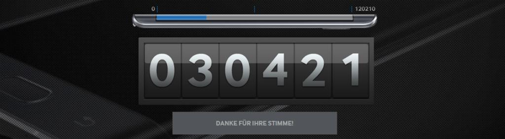 Samsung Galaxy Note Edge in Deutschland? Ihr entscheidet!