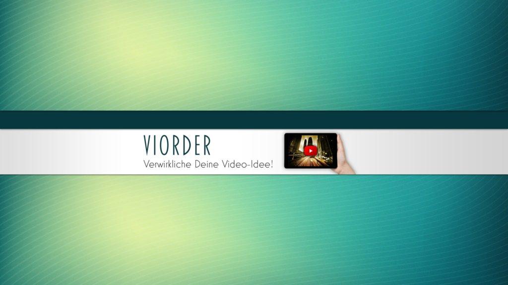 ViOrder: Aufträge für Videoproduktionen finden und inserieren