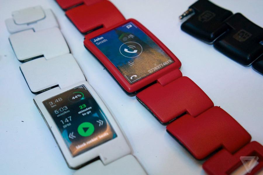 Blocks: Modulare Smartwatch soll noch 2015 erscheinen