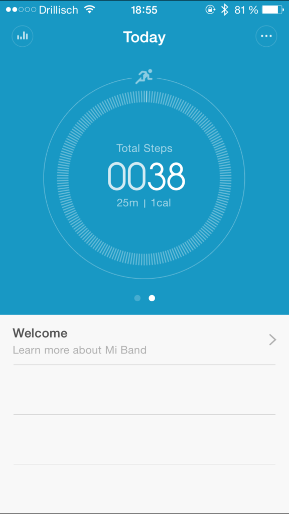 Xiaomi Mi Band: Verbindungs- und Synchronisationsprobleme beheben