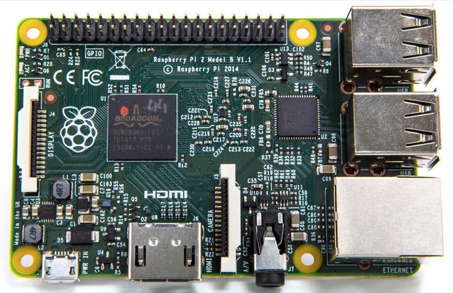 Raspberry Pi 2 Model B vorgestellt (inklusive Windows 10)