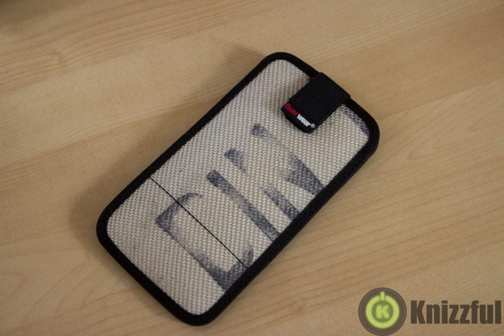 Testbericht: Feuerwear Handyhülle Mitch 9 für das iPhone 6 Plus