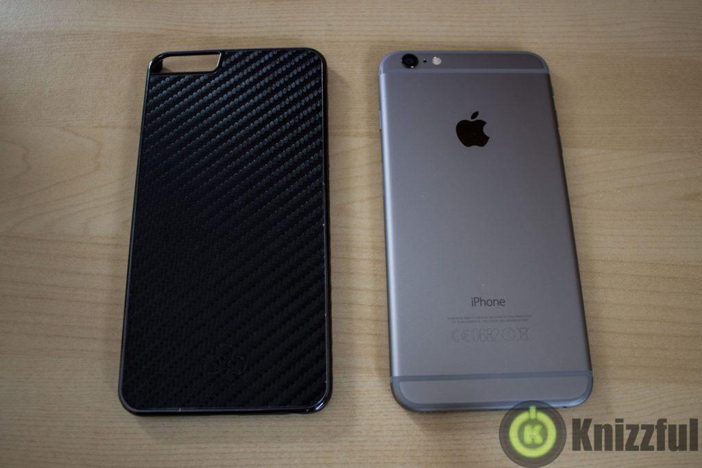 Testbericht: QUADOCTA Carbon Case für das iPhone 6 Plus