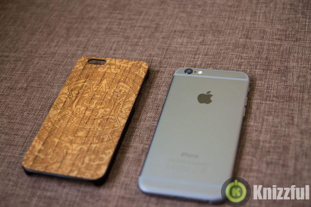 Testbericht: Bruderherz (Legno) Holzhülle für das iPhone 6