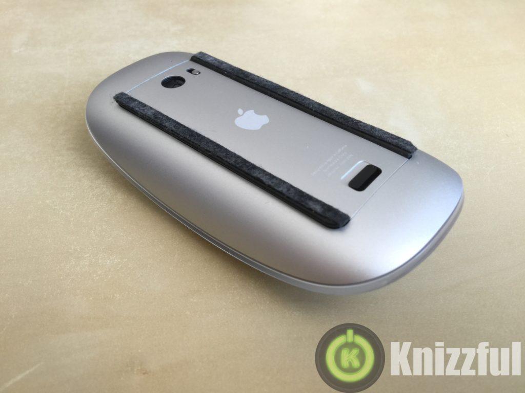 Fliders: Einfache Gleitfüße für die Magic Mouse