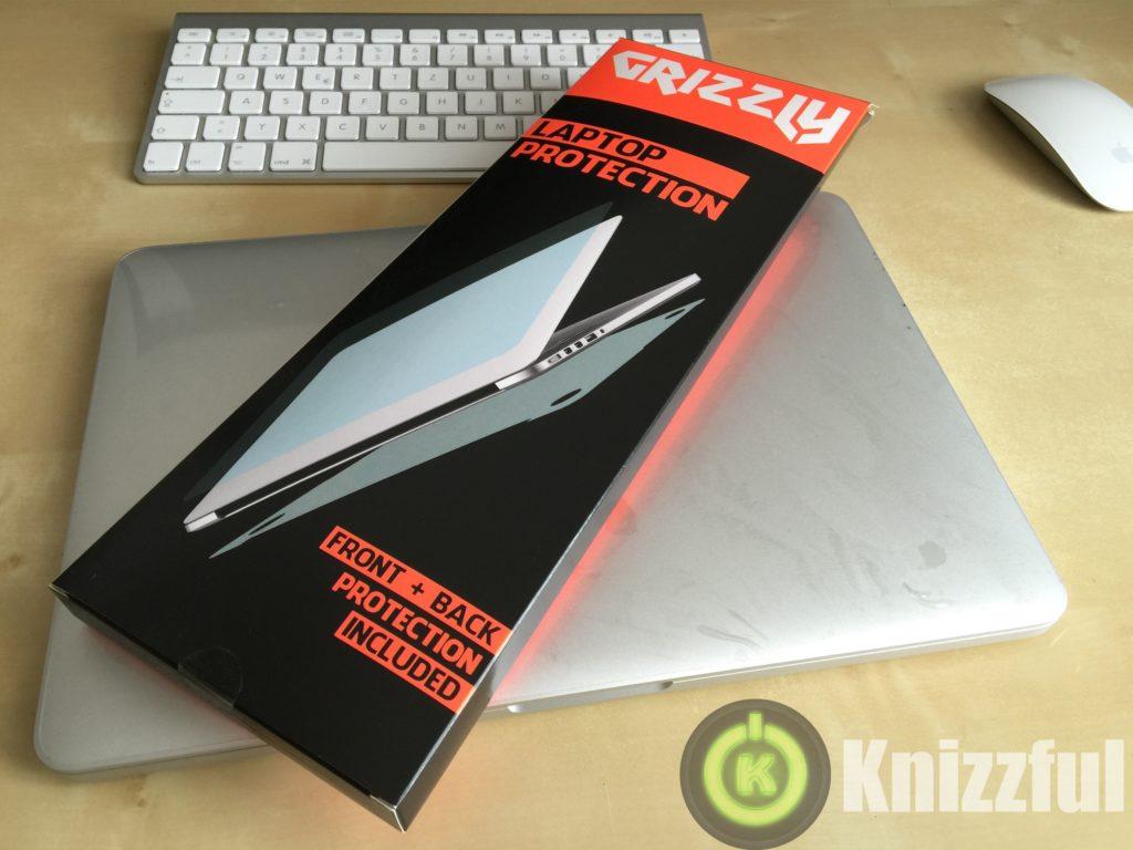 """Testbericht: GRIZZLY Full Body Cover Schutzfolie für das MacBook Pro 13"""""""