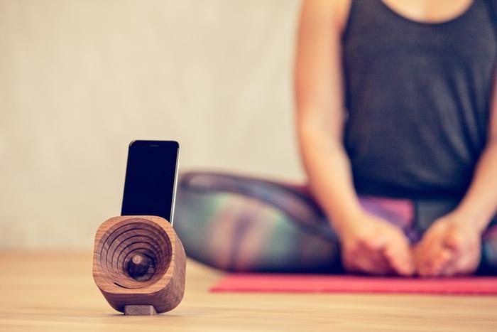 Trobla: Holz-Amplifier für euer Smartphone