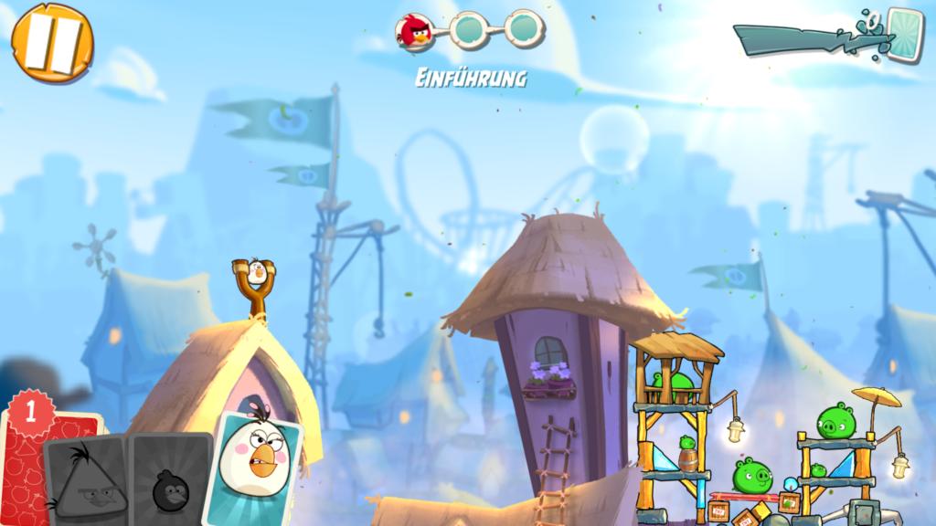 Angry Birds 2 ist da und wegen F2P eher doof