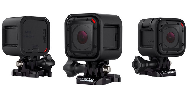 GoPro Hero4 Session vorgestellt
