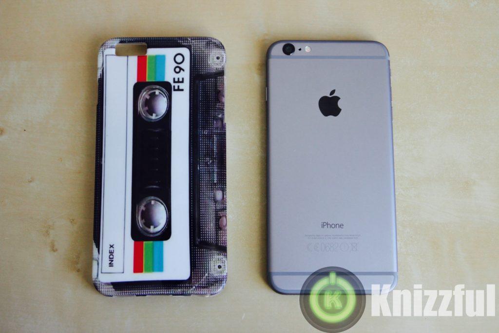 Testbericht: Old School Hip Hop-Hülle für das iPhone 6 Plus