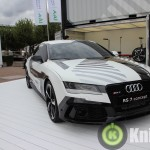 IAA 2015 Audi RS 7 concept piloted driving