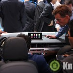 IAA 2015 Audi Apple CarPlay