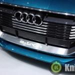 IAA 2015 Audi e-tron quattro concept