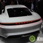 IAA 2015 Porsche Mission E