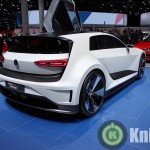 IAA 2015 VW Golf GTE Sport