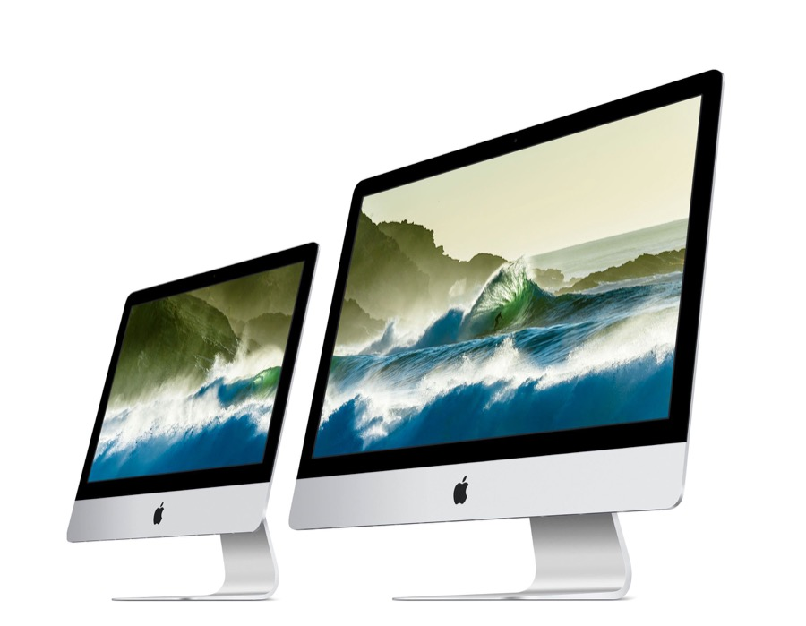 Apple überarbeitet iMac-Reihe