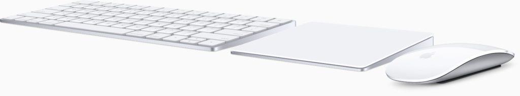 Apple aktualisiert Zubehör: Magic Mouse 2, Magic Trackpad 2 und Magic Keyboard