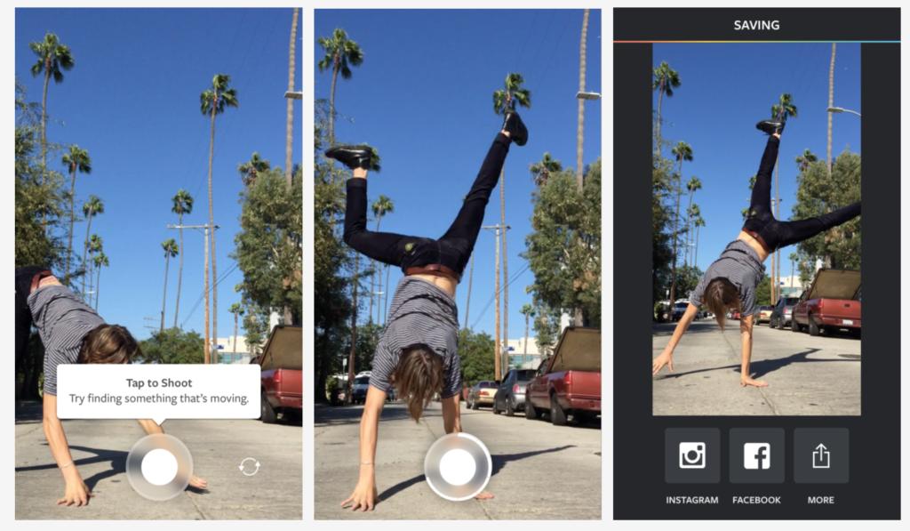 """Boomerang: Instagram veröffentlicht App für """"Mini-Videos"""""""