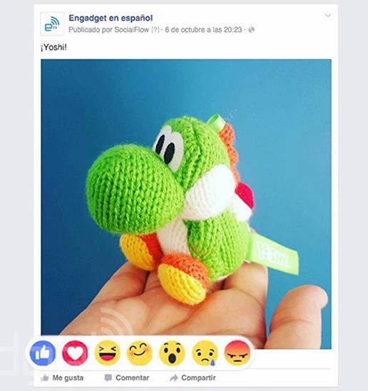 """Facebook: Neuer """"Gefällt Mir""""-Button wird getestet"""