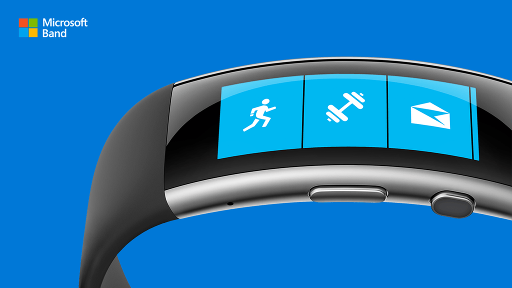 Microsoft Band 2 vorgestellt