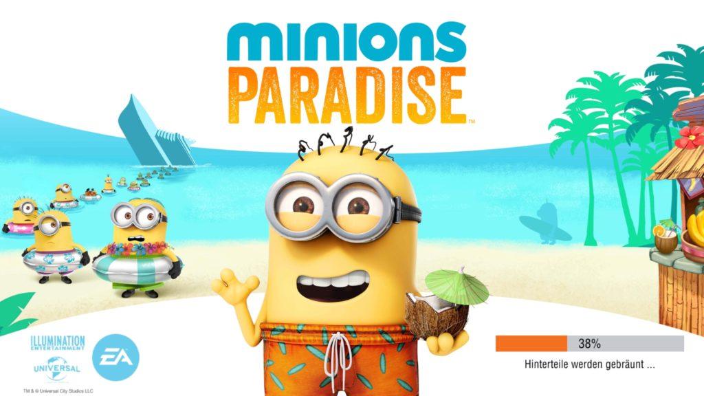 Angespielt: Minions Paradise für Android und iOS